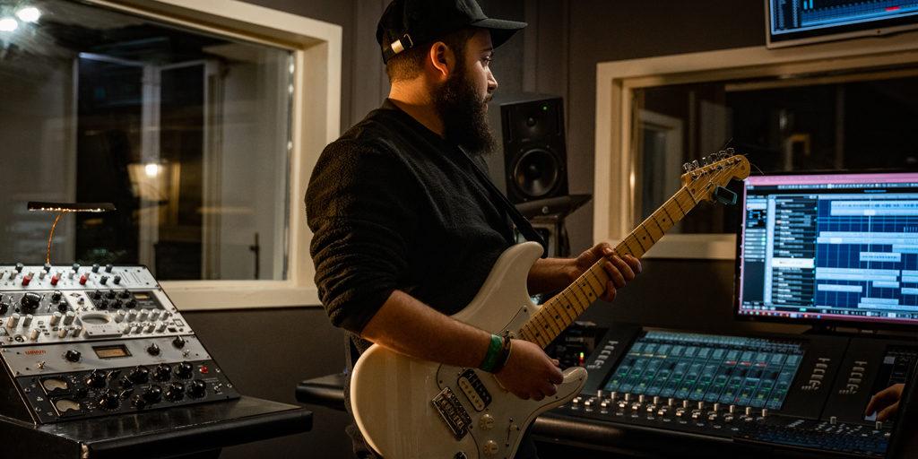 studio incisione perugia chitarra