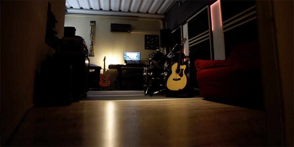 sala prove urban chitarra