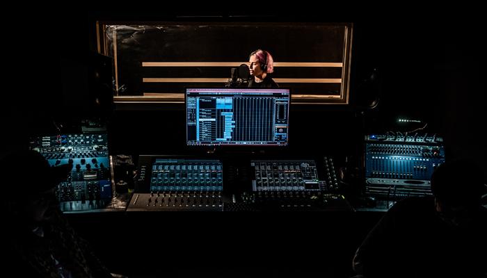urban studio registrazione perugia sala regia