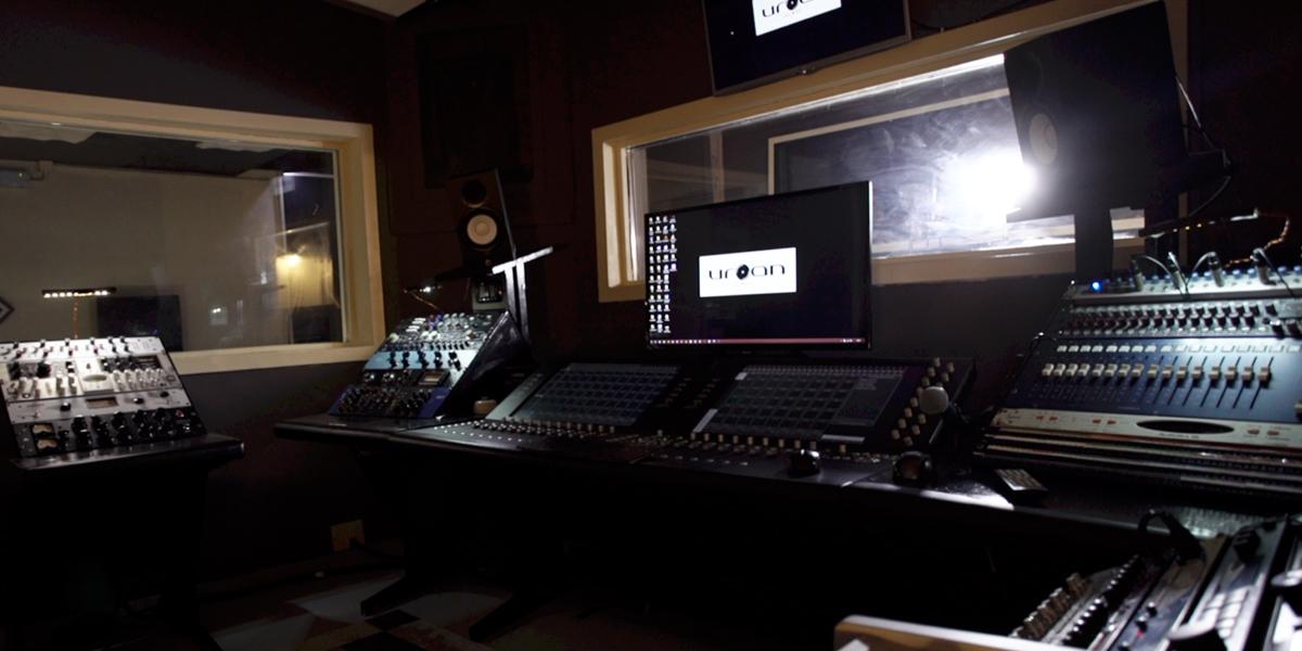 visita studio registrazione urban